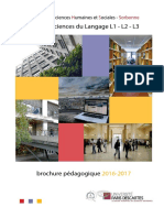 Brochure SDL L123 16-17
