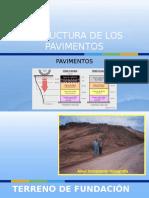 07. Estructura de Los Pavimentos