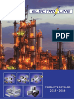Electroline Fittings Catalog, 2015-2016