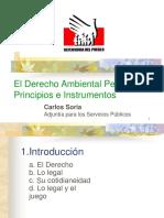 El Derecho Ambiental Peruano