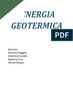 Energia Geotermica 2