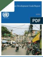 United Nations Millennium Development Goals Report 2010