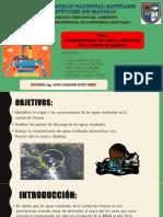 Contaminacion Por Aguas Residuales en Huaraz