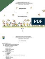 Plan de Estudios Preescolar 2018