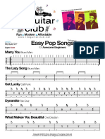 Beginners Pop Songs - (The Guitar Club Ltd London UK) theguitarclub@hotmail.co.uk.pdf