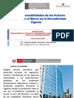 Roles y Responsabilidades de Actores Del SISMED en El Marco de La Normatividad Vigente 05-Jul-2016