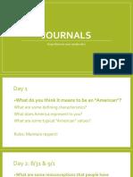 journals 17-18
