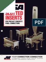 JVI Catalog - PSA Insert Connections for precast panel.pdf