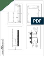 Estructura de Techo Pluvial