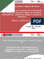 Importancia de La Info en M&E y Acciones SP Final