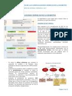 FISIOPATOLOGÍA DE LAS COMPLICACIONES CRÓNICAS DE LA DIABETES