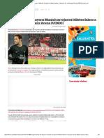PSG_ Hinchas de Bayern Munich Arrojaron Billetes Falsos a Neymar en El Allianz Arena [VIDEO] Libero