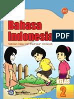Buku Siswa Bahasa Indonesia Kelas 2 SD