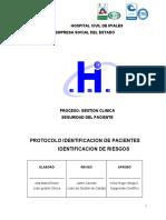 Seguridad de Pacientes HCI