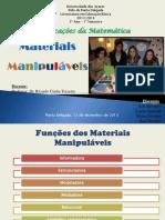 materiais manipulaveis - matemática