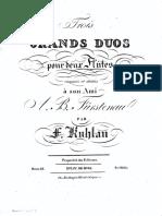 Kuhlua Flute Duets