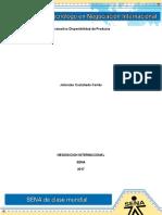 15 Evidencia 06 Instructivo Disponibilidad de Producto
