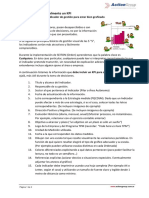 Action Group Cómo graficar KPI Ing. Raul A. Perez Verzini