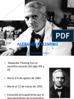 Alexander Fleming x Miguel