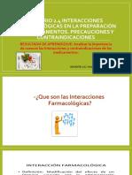 TEMARIO 2.4 Farmacología Clinica