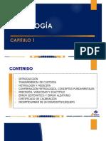 Capitulo 1-Metrologia