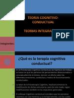 cognitivo-conductual-TEORIAS