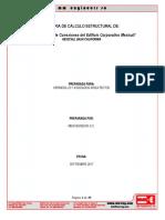Memoria de calculo Conexiones reforzadas.docx