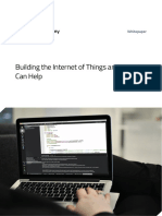 WHITEPAPER Building the IoT and How Qt Can Help