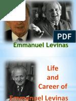 Emmanuel Levinas__Life and Career