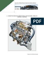 Conceptos Basicos Motor, Panel de Control y Bateria