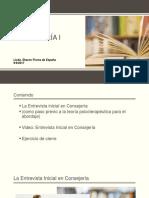 Consejería I Clase No. 2.pptx