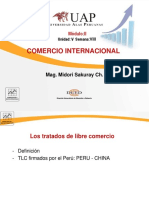 CASO Perú China comercio internacional
