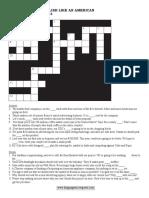 Speak Business English Puzzle 1