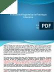evaluacion en psicologia educativa