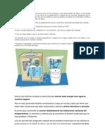 Para JAPAC Es Muy Importante Promocionar en Las Escuelas El Uso Responsable Del Agua