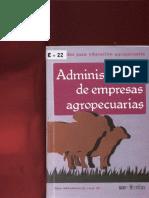 Administración de empresas agropecuarias