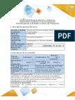 Guía de Actividades y Rúbrica de Evaluación - Paso 3 - Formular El Problema, Marco de Referencia y Objetivos de La Investigación