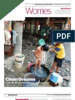 Jakarta Globe - Water Worries