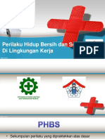 PHBS Lingkungan Kerja