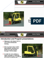 A - HYSTER Program Introduction