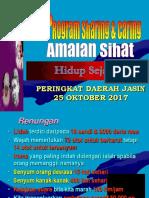 Adap & Sahsiah (Smk Iskandar Shah)
