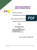 Tarea, Individual SBS, SDI, P.S.S, RODOLFO ,Sueldos y Salarios Maestria.