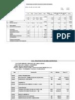 17 Presupuesto de Obra Contratado