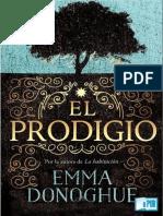 Emma Donoghue - El Prodigio