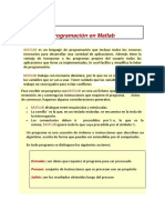 Curso de Matlab Clase 1, 2 - PDF