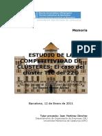 ESTUDIO de LA Competitividad_cluster_barceloa