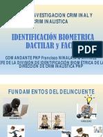 Identificación biometrica, dactilar y facial.pdf