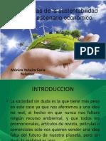 Estrategias de La Sustentabilidad Para El Escenario Económico