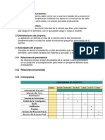 Evaluacion y Formulacion de Proyectoss