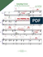 Amazing Grace - Piano